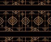 Geometric Abstract Pattern — Stock Photo