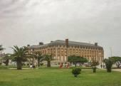 Centrale Casino van Mar del Plata — Stockfoto
