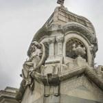 Buenos Aires Cemetery — Stock Photo #63242489