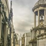 Buenos Aires Cemetery — Stock Photo #63242493