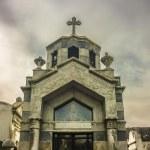 Buenos Aires Cemetery — Stock Photo #63242503