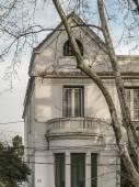 Front View Elegant House  — Stock Photo