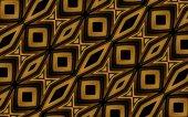 Ethnic Art Geometric Pattern — Stok fotoğraf