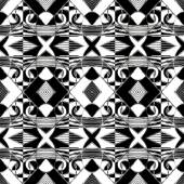 Zentangle Geometric Pattern — Stock Photo