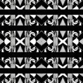 Zentangle Geometric Pattern — Stock Photo