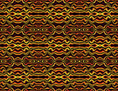 Tribal Ornament Pattern — Stock fotografie