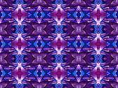 Vivid Colors Geometric Modern Pattern — Stock Photo