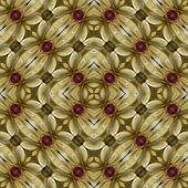 современный цветочный узор — Стоковое фото