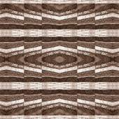 Geometric Collage Decorative Pattern — Stock Photo