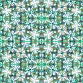 Colorful Decorative Ornament Pattern — Stock Photo