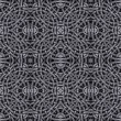 Arabesque Geometric Seamless Pattern — Stock Photo #70911923