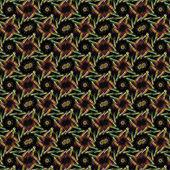 Geometric Grunge Seamless Pattern — Stock Photo