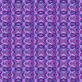 Tech Futuristic Geometric Pattern — Stock Photo