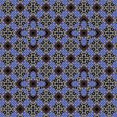 Colorful Geometric Modern Seamless Pattern — Stock Photo