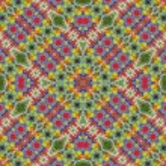 Multicolor Geometric Ethnic Seamless Pattern — Stock Photo #77640770