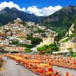 Positano, scenery Italy series — Stock Photo #55456921