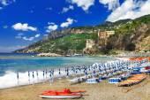 意大利假期系列-米诺里 (阿马尔菲海岸) — 图库照片