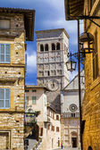 Medieval Assisi, Umbria, Italy — Stock Photo
