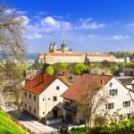 Benedictine abbey in Melk, Austria — Stock Photo #68821159