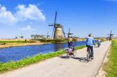 Activities in Holland countryside — Stok fotoğraf