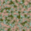 Army green and brown woodland camouflage fabric texture background — Stock Photo #56670941