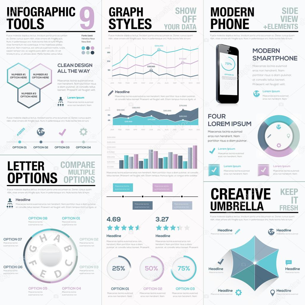 Infographic tools for mac