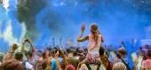Holi Festival — Stock Photo