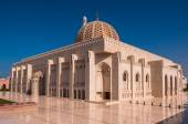 Sultan Qaboos Grand Mosque, Muscat, Oman — Stock Photo