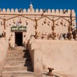 Clay pottery Craftsman shop Nizwa fort, Oman — Stock Photo #65074143