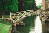 Mathematical bridge — Stock Photo