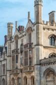 King's college Cambridge, UK — Stock Photo