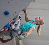 Climbing World Championship — Stock Photo