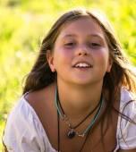 Dziewczynka — Zdjęcie stockowe