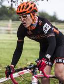 Cyclocross Competition 2015 — Stok fotoğraf