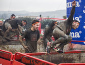 Farinato Race in Gijon — Stock Photo