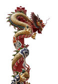 Dragon Chinese Shrine — Stock Photo
