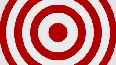 Target miss — ストックビデオ