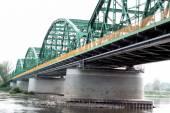 Fordon Bridge in Bydgoszcz - Poland — Stock Photo
