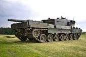 Main Battle Tank - Leopard — Stock Photo