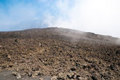 Mount Etna - Volcano — Stock Photo