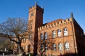 City Hall Building in Szczecinek - Poland — Stock Photo
