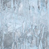 Seamless ice texture, winter background — Stock Photo