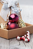 Christmas Gift — Stock Photo