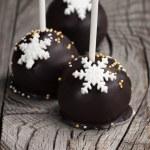 Christmas cake pops — Stock Photo #58943031