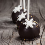 Christmas cake pops — Stock Photo #58943087