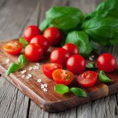 Fresh Cherry tomatoes — Photo