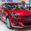 ������, ������: Suzuki Swift RX a compact car showed in 31th Thailand Internatio