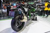 Kawasaki Ninja H2 showed in 31th Thailand International Motor Ex — Stock Photo