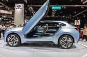 Subaru Viziv visade på 31 Thailand International Motor Expo på — Stockfoto