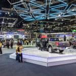 ������, ������: All new Mitsubishi Triton on display